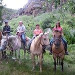 Hidden Springs Trail Ride