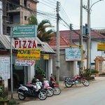 Marcello's Pizzeria and motor bike rental