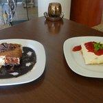 Dessert at Ibiskos