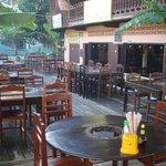 atmostphere of the restaurant