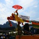 Vang Vieng Rocket Festival