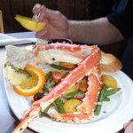 King Crab Legs!!!!!