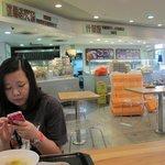 24/7 food centre