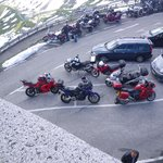 bikers veiw