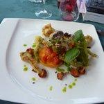 tempura vegetarian