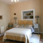 The Village House bedroom one