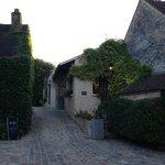 Entrance to L'Aunette