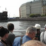 Panorama sulla barca