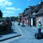 Cheshire Segway Ltd