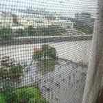 Gateway precinct soaked in monsoon