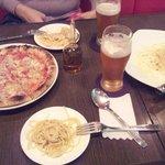 Spaghetti & Pizza