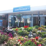 Barmston Beach entrance