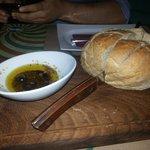 amazing bread presentation...