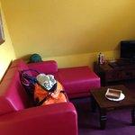 Zimmer 13 - Wohnbereich