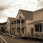 The St. George Hotel in Barkerville, B.C.