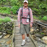 Our Guide Chet (Lakpa)!! Book him! He is very NICE!!!!!!!!