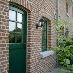entrance house nr 1