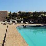 piscine et repos