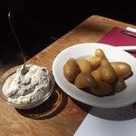 Patate e ricotta piccante