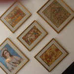 The Artwall at the Atwal House- Tej Abode.