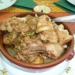 Pollo de corral gigante!!!