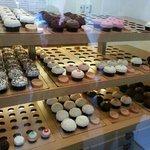 bancone dei Cupcakes