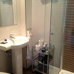 Bathroom @ room 302