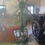 A Gas operated Fan