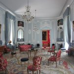 A room in the chateau