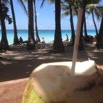 Foto de Queen's Boracay Beach Resort