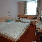 Unser Zimmer 141