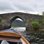 Boat trip - where lakes meet
