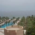 From our balcony, to the Gulf of oman