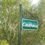 Casablanca Sign