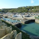 Portreath Harbour