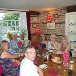 Family At The Kings Arms