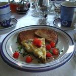 5-star breakfast