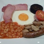 Full English (fried)
