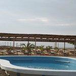Área de Playa y Piscina