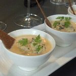 soupe de tourteau. août 2013