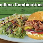 Can't decide? Try an Endless Combination!