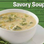 Broccoli Cheddar Soup every day! Come on in for more soup favorites!