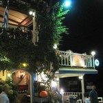 San Giorgio. Greek night on Fridays.