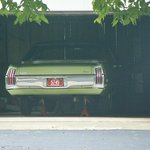 Harry's Car Awaits