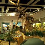 Huntington Mammoth Exhibit