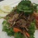 Thai Beef Salad $ 7.95