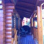 Porch & BBQ...