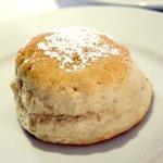 That one amazing scone
