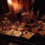 LE plateau de fromage !!!!!