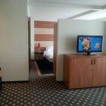 Een ruime comfortabele twee-kamer suite!